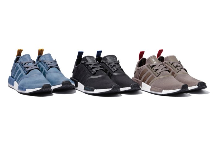 adidas Originals Celebrates BEAMS 40th Anniversary With a Range of NMD R1s