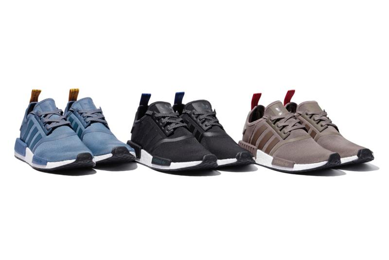 ekalat adidas Originals NMD R1 Reflective Black and White | HYPEBEAST