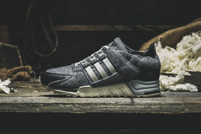 "adidas Unveils a ""Winter Wool"" Edition of the EQT Support '93"
