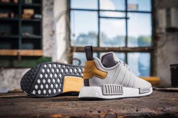"""adidas Originals Is Dropping an Exclusive """"Master Craft"""" Rendition of the NMD at Foot Locker Europe"""