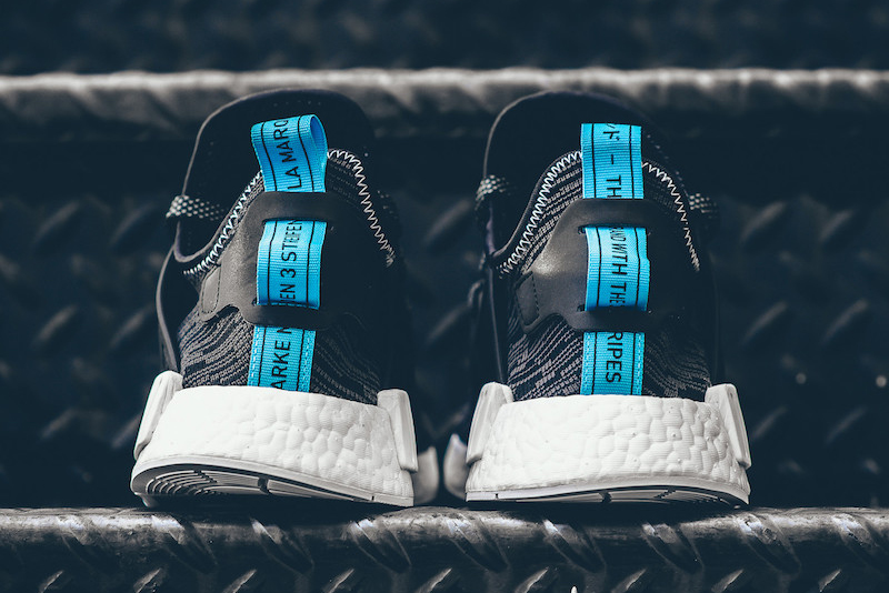 "buy popular 5c896 299a6 adidas Originals NMD XR1 ""Core Black/Sky Blue ..."