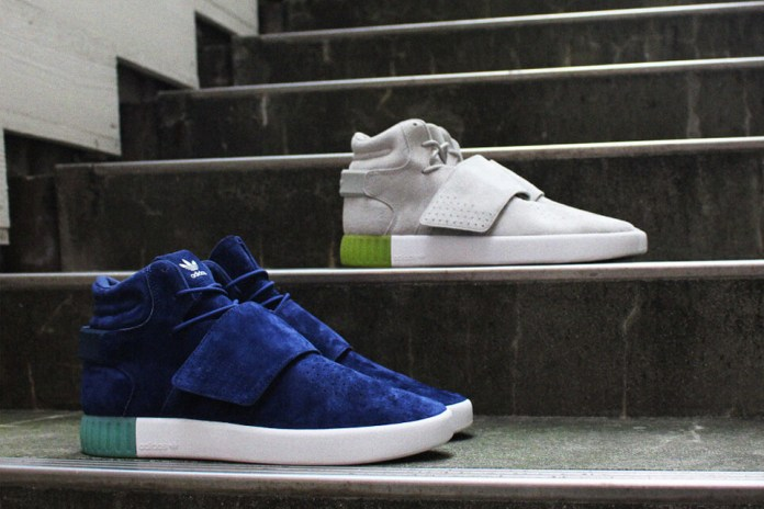 adidas Releases Two Tubular Invader Straps Exclusive to BILLY'S