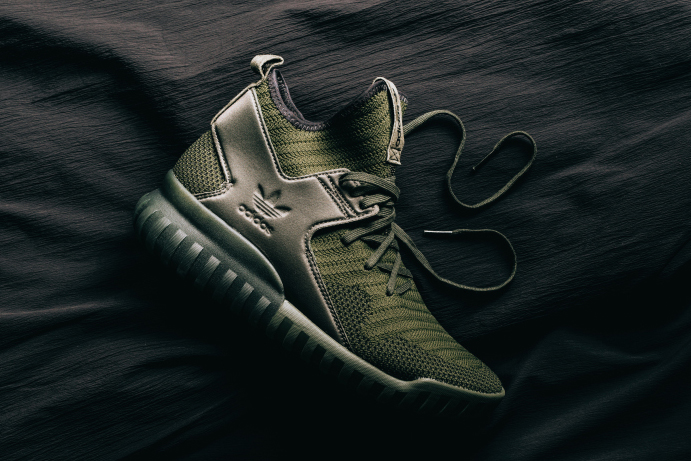 "adidas Originals Tubular X Primeknit ""Night Cargo"""