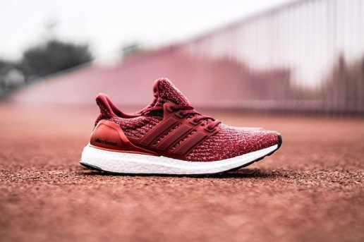 adidas Unveils the UltraBOOST 3.0 in Red