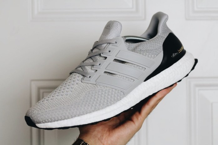 """The adidas UltraBOOST 2.0 """"Light Grey"""" Has Arrived"""