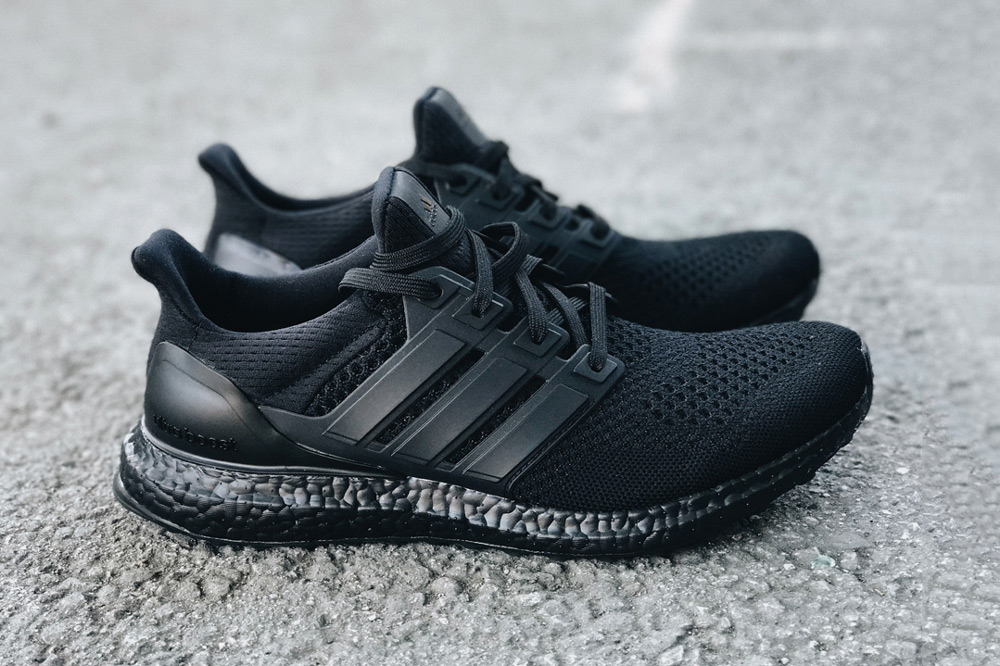 "Picture of A Closer Look at the adidas UltraBOOST ""Triple Black"""