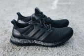 """A Closer Look at the adidas UltraBOOST """"Triple Black"""""""