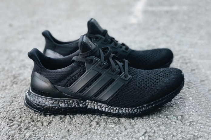 "A Closer Look at the adidas UltraBOOST ""Triple Black"""