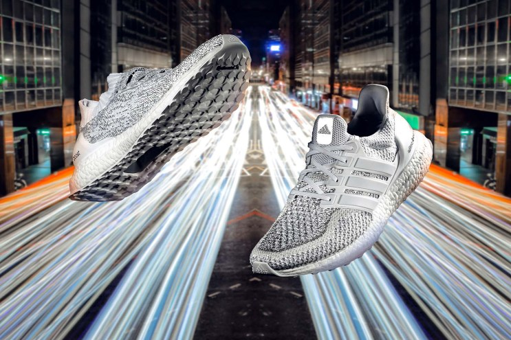 """A Closer Look at the """"White/Reflective"""" Pack of adidas UltraBOOSTs"""