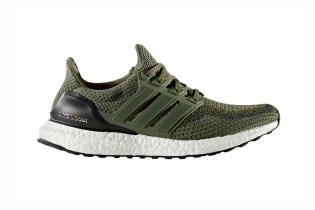 """adidas Releases the UltraBOOST """"Olive"""" Just in Time for Fall"""