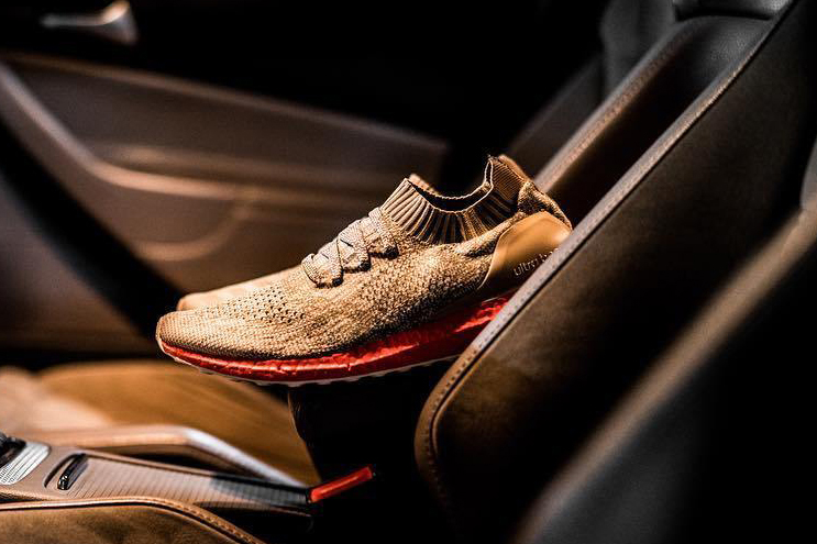 adidas Ultra Boost Uncaged New York Exclusive Tan Colorway 200 pairs - 1761061