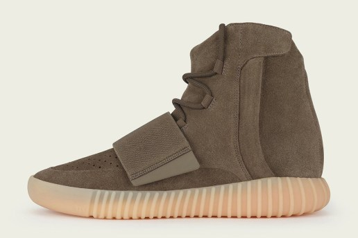 "Official Images of the adidas Yeezy Boost 750 ""Light Brown"" Surface"