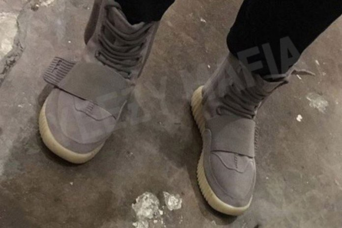 First Images of the Yeezy Boost 750 V2 Surface