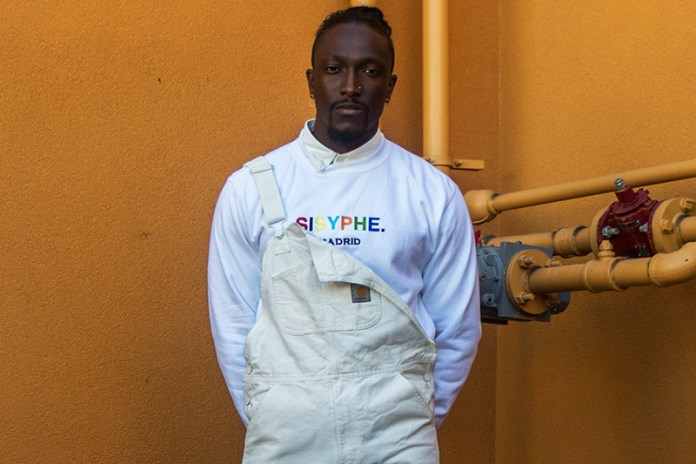 Joshua Kissi of Street Etiquette Dons Supreme, COMME des GARÇONS and adidas in New Editorial