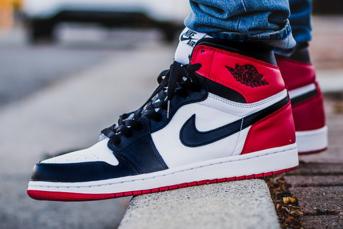 """The Air Jordan 1 Retro """"Black Toe"""" Now Has an Official Release Date"""