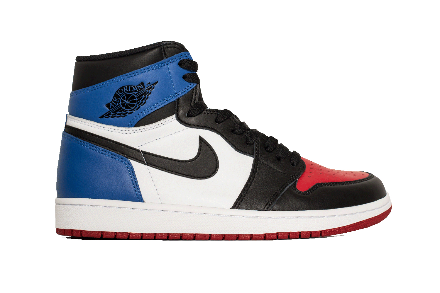 """The Air Jordan 1 """"Top Three"""" Pays Homage to the Silhouette's Most Sought After Colorways"""