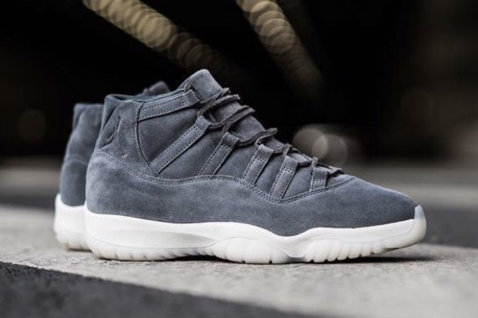 This Opulent Air Jordan 11 Will Arrive In Time For Holiday Season
