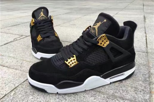 The Air Jordan 4 Receives a Royal Colorway
