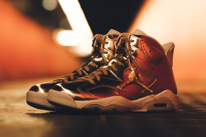 "Get a Closer Look at the Air Jordan 6 ""Pinnacle"" Edition"