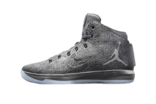The Air Jordan XXXI Receives a Tough Detail-Oriented Makeover