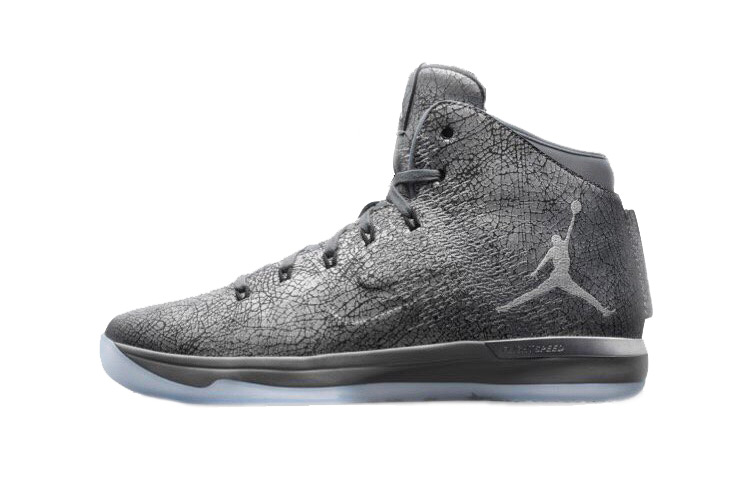 Image result for jordan XXXi battle grey