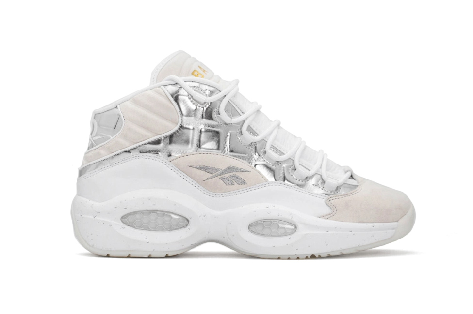 "The BAIT x Reebok Question Mid ""Ice Cold"" Commemorates Allen Iverson's Hall of Fame Induction"