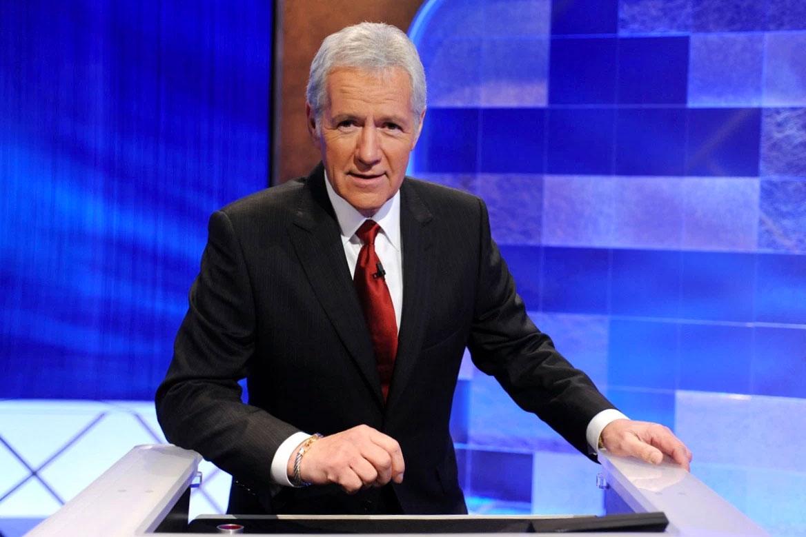 """Watch Alex Trebek Rap to Drake's """"Jumpman"""" on 'Jeopardy!'"""