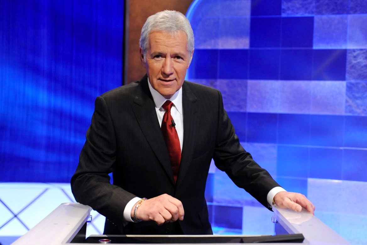 "Watch Alex Trebek Rap to Drake's ""Jumpman"" on 'Jeopardy!'"