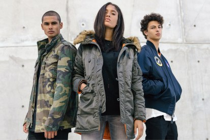 Learn About the Lineage of the MA-1 Bomber Jacket From the Authorities at Alpha Industries
