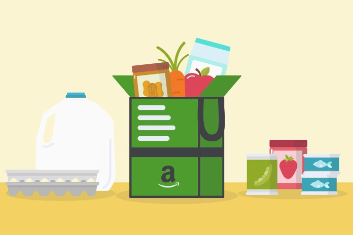 Amazon May Be Opening Physical Grocery Stores