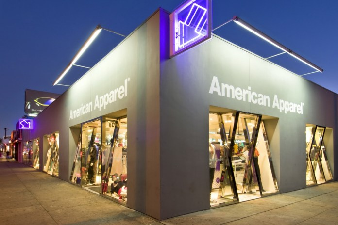American Apparel May Be About to File for Bankruptcy... Again