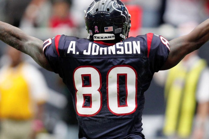 Pro Bowler Andre Johnson Retires After 14 Seasons