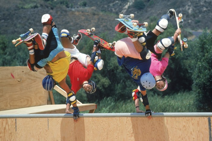 The Original Bones Brigade Skate the 'Animal Chin' Ramp for the First Time in 30 Years