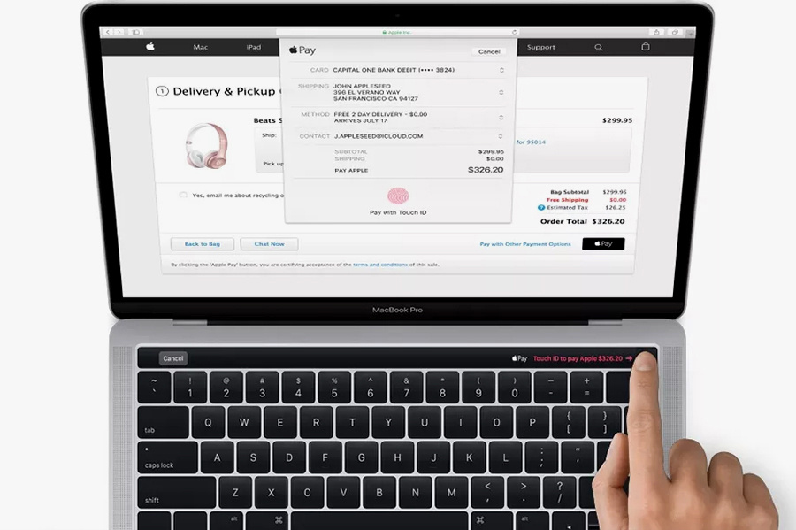 Picture of Is This a Leak of the New Apple MacBook Pro Before Its October 27 Event?