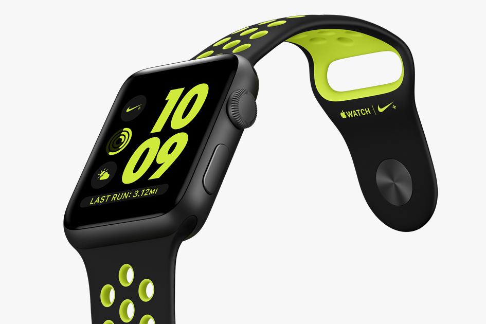 Apple Watch Nike+ Series 2 Release Date