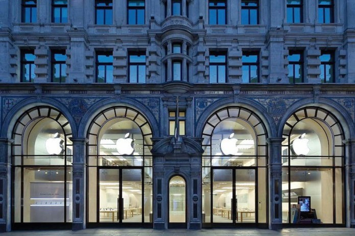 Expect Big Things From Apple's Slick New London Flagship Launch on October 15