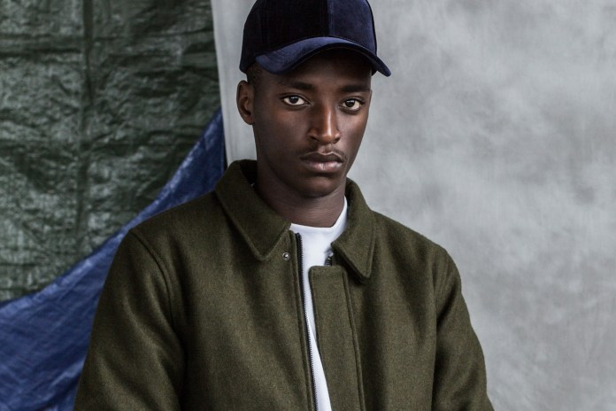 Arte Antwerp Offers Nautical-Inspired Fits for 2016 Fall/Winter