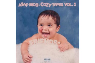 Stream A$AP Mob's New Project 'Cozy Tapes Vol. 1: Friends'