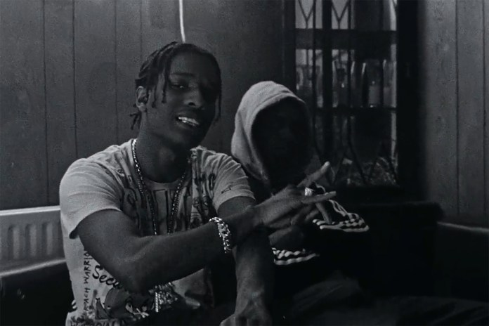"A$AP Rocky Unleashes New Videos for ""Money Man"" & ""Put That On My Set"""