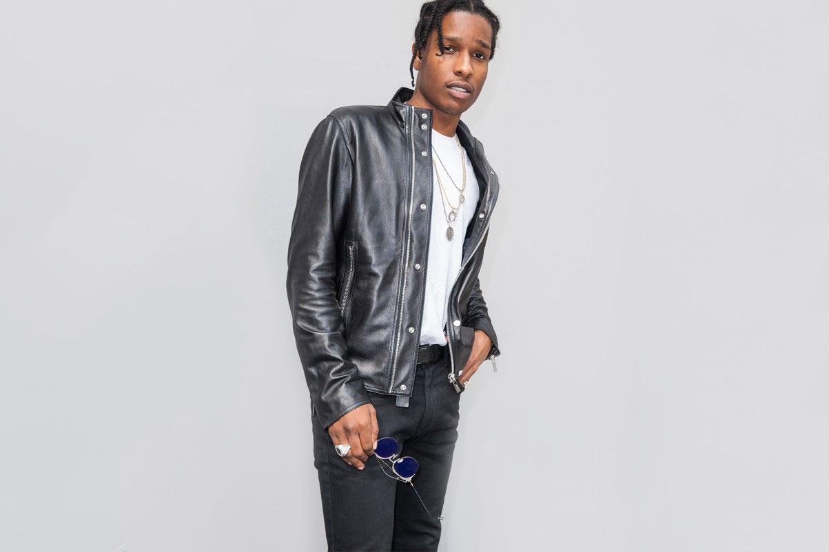 A$AP Rocky to Star Alongside Nas & Jennifer Hudson in New Movie 'Monster'