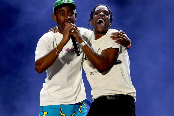 A$AP Rocky Talks About His Relationship With Tyler, The Creator