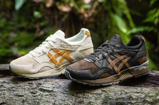"ASICS Introduces the GEL-Lyte V ""Tartufo"" Pack"