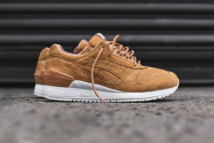 """The ASICS GEL-Respector """"Clay"""" Is a Fall Treat"""