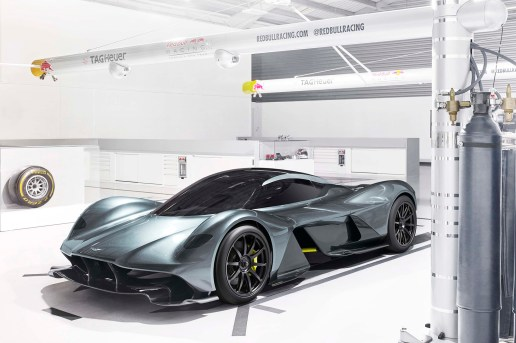 Aston Martin Releases Details of Potentially Record Breaking AM-RB 001 Hypercar