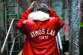 atmos Lab x Ebbets Field Flannels Unveil an Exclusive Satin Jacket Collection