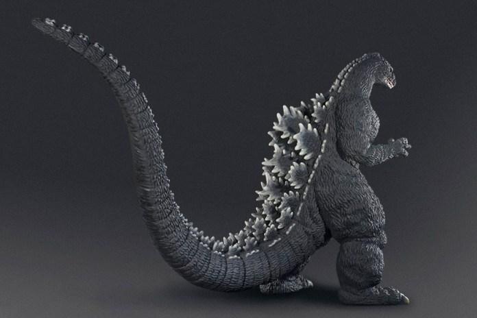 Bandai Is Releasing a 3D-Printed Man-Sized Godzilla Model