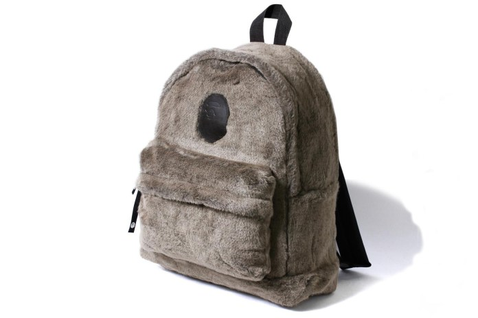 BAPE Unveils an Eye-Catching Fur Backpack for 2016 Fall/Winter