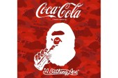BAPE Teases Upcoming Project With Coca-Cola