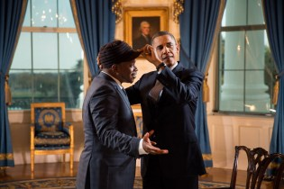 Barack Obama Names Five of His Favorite Rappers