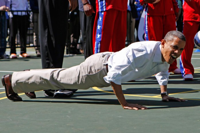 Barack Obama's Workout Playlist Ranges From Sting to Beyoncé